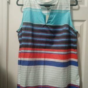 Tommy Bahama Ladies Kleos Stripe Tunic